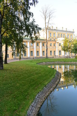 palace in the park
