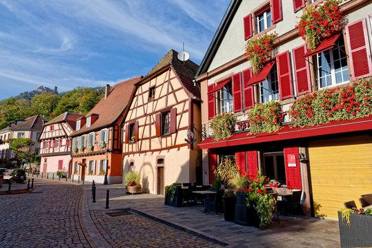 Ribeauvillé, Haut-Rhin, Alsace, Grand Est, France