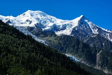 Obraz Tour de Mont Blanc , alpy, Szwajcaria.  - fototapety do salonu