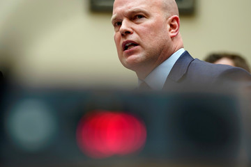 Acting U.S. Attorney General Whitaker testifies before House Judiciary Committee oversight hearing on Capitol Hill in Washington