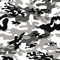 texture military camouflage repeats seamless army black white hunting
