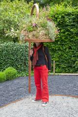 Aménagement de jardin insolite