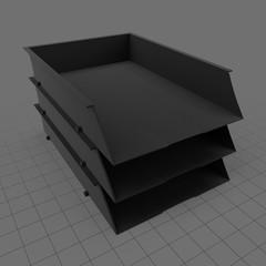 Document trays