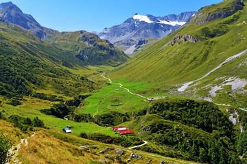 Vallée de Chavière et Montaimont