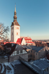 Old Tallinn, St. Nicholas Church
