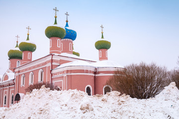 Cathedral of Tikhvin, Russia