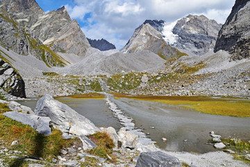 Lac des Vaches et la Grande Casse