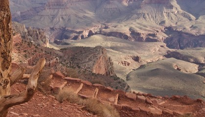Grand Canyon Hiking Trail