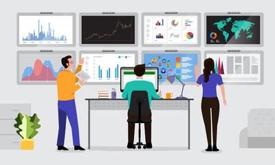 Teamwork data analytics