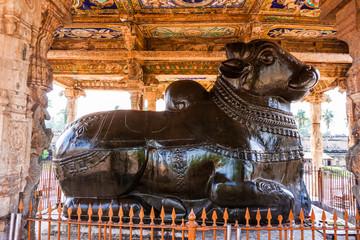 Hindu-Gott Nandi