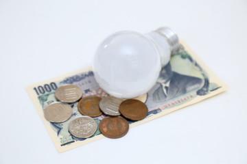 電気代イメージ Electric bill image