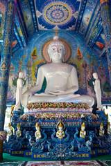 Le temple bleu Chaing rai