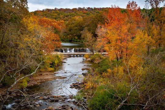 Natural Dam Overlook