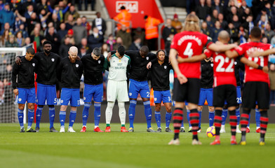 Premier League - Southampton v Cardiff City