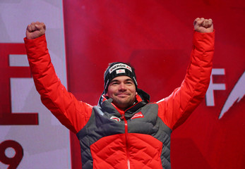 FIS Alpine World Ski Championships - Men's Downhill