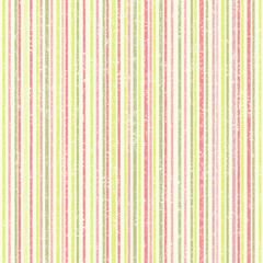 Striped cute simple shabby seamless pattern, vector illustration