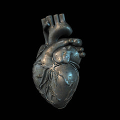 hearts 3D render  backgrounds