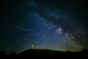 Glastonbury Tor Milkyway