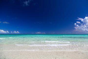 沖縄の海(幻の島)