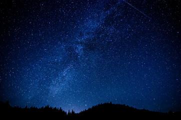 天山の星空