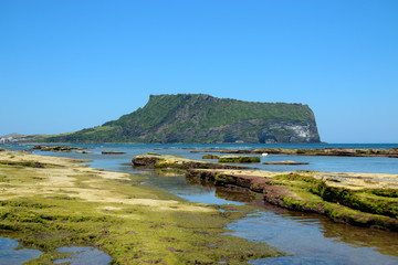 일출봉,해안,광치기해변,