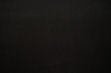 Abstract black texture background, Black texture background with vignette