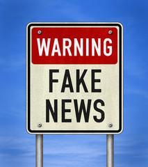 Warning - Fake News