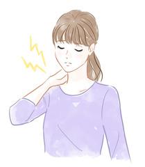 首、肩の痛み