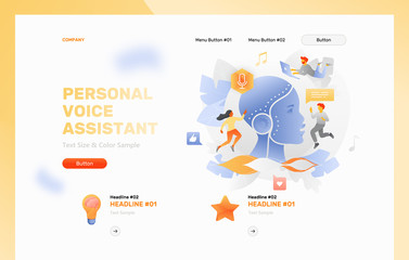 Personal Voice Assistant Template