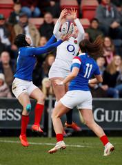 Women's Six Nations Championship - England v France