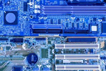 electronic circuit board of personal computer b