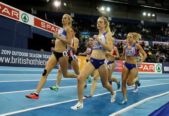 British Indoor Athletics Championships