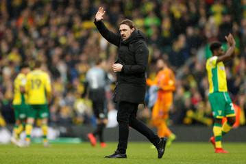 Championship - Norwich City v Ipswich Town