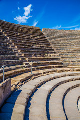 Theatre Area of Pompeii - Pompei, Campania, Italy