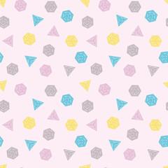 幾何学パターン / シームレス