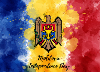Moldova Independence day