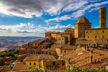Cityscape Of Volterra - Tuscany, Italy