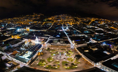 Nocturnal Quito
