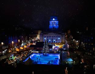 nottingham christmas market