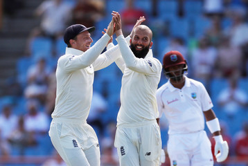 West Indies v England - Third Test