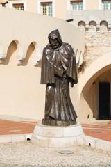 Francesco Grimaldi statue in Monaco