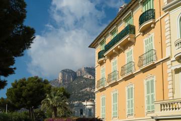 building in Monaco