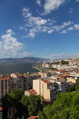 Aerial view of Izmir, Turkey