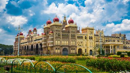 Mysore palace  Fototapete