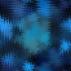 Grunge texture in blue color. Banner background. Wedding invitation design.