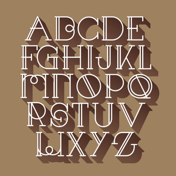 Font Script Typeface handcrafted handwritten vector label alphabet design named vintage wild west