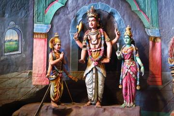 Divinités  hindoues