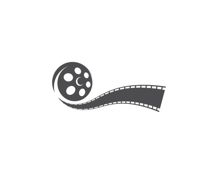 Movie logo vector