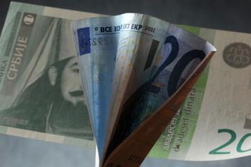 Silvana Comugnero Cрпски динар Srpski Dinar Serbian Serbia Money Euro Currency Δηνάριο Σερβίας Dinaro Serbo