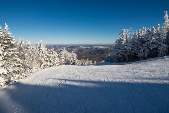 Vermont Ski Trail